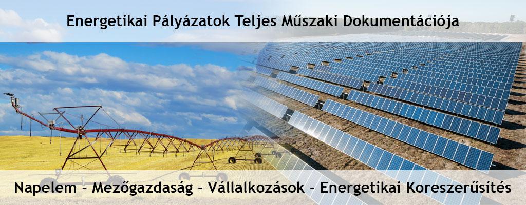 energetikai pályázatok