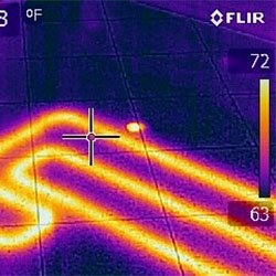 termográfia